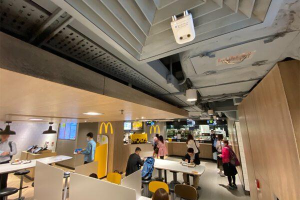 麥當勞 雙極離子空氣淨化器 EC1500