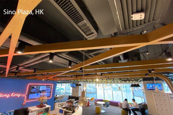 信和廣場 Sino Plaza 雙極離子空氣淨化器
