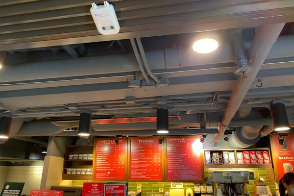 Starbucks 星巴克 雙極離子空氣淨化器