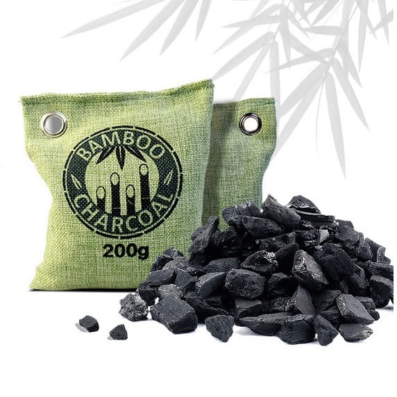 Bamboo Charcoal Air Purifying Bag 200g