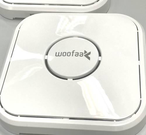 智能空氣質量監測器 WFSIEQMSD-1828D