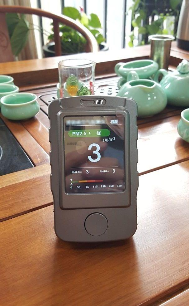 WOOFAA V6 Portable Air Monitor