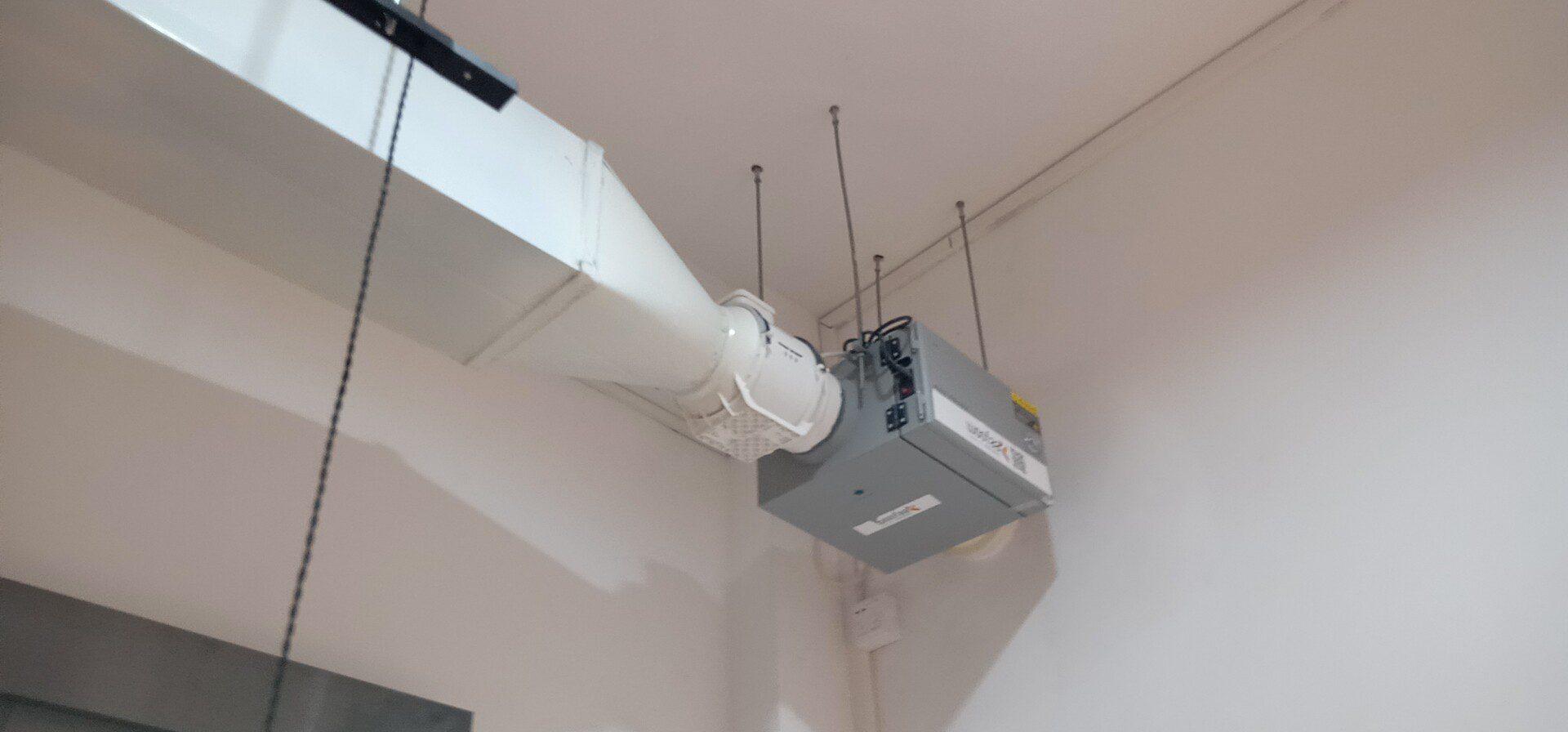 空氣滅菌器 天花式紫外線靜電空氣淨化器