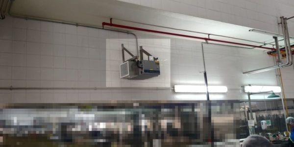 Industrial Grade Air Sterilization