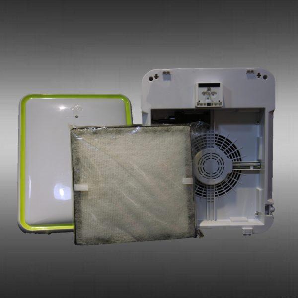 靜音天使 超薄殺菌空氣淨化機 HCC9613