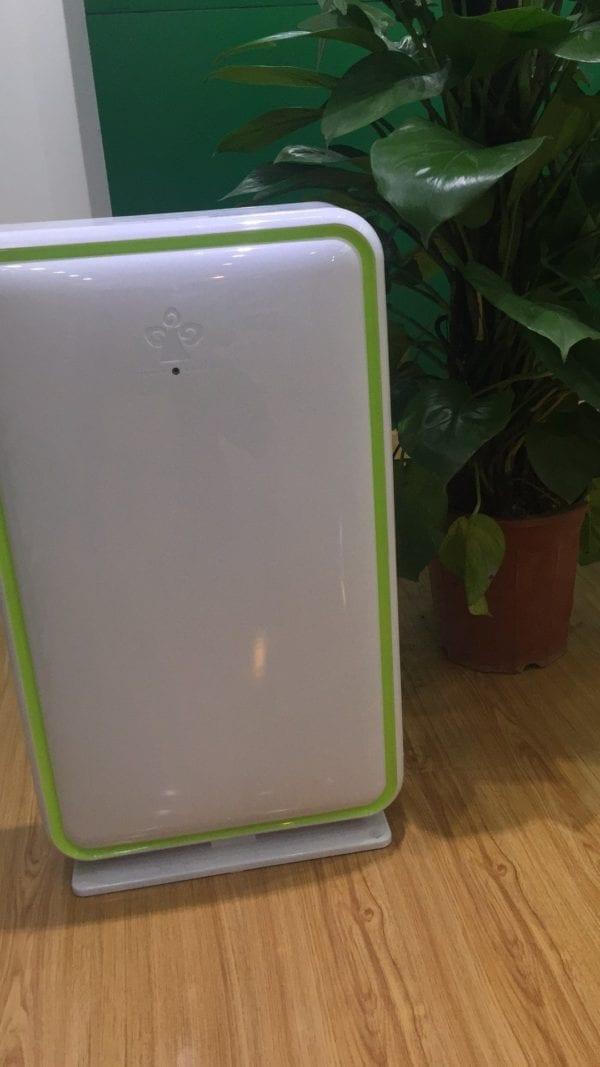 Silent Ambassador Slim UVGI Germs Killing Air Purifier GW9616