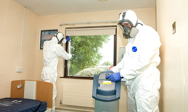Environmental Contamination in Virus Transmission