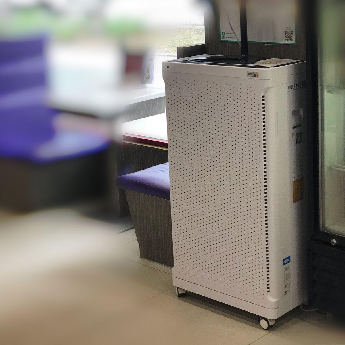 淨空大師 X8 無塵室級別紫外光殺菌智能空氣淨化器