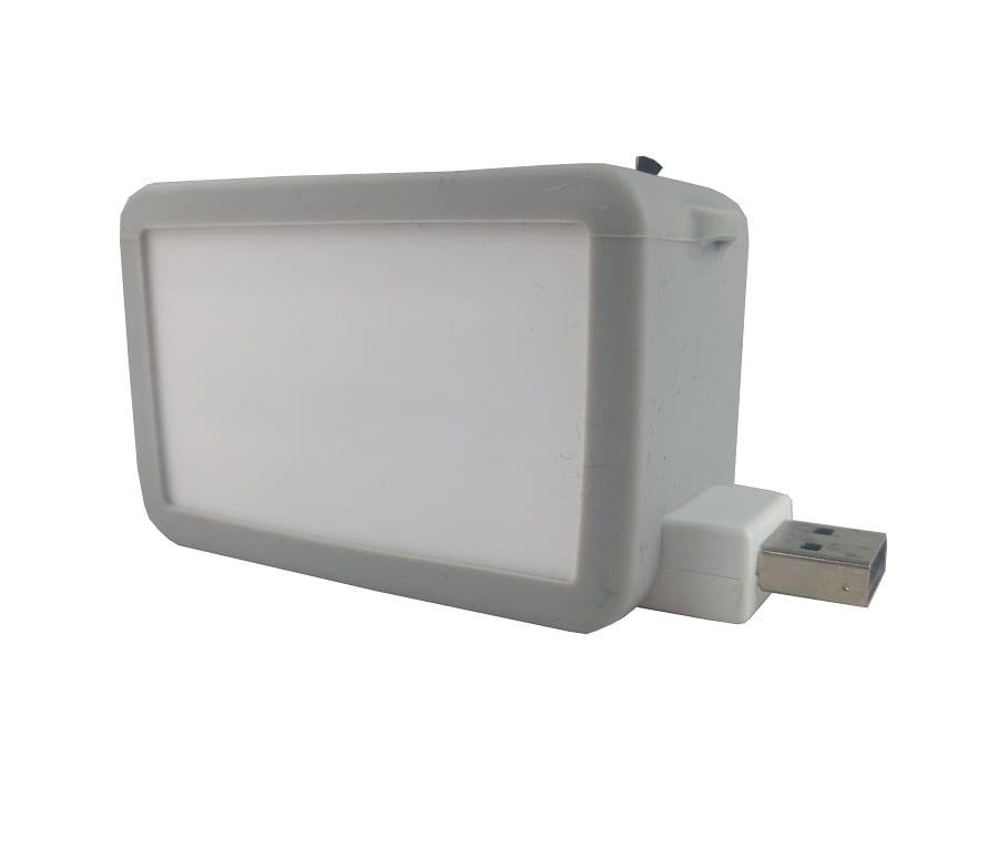 Portable USB Plasma Cluster Air Sterilizer & Deodorizer Ai408B